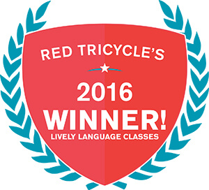 Red Tricycle's 2016 Winner!